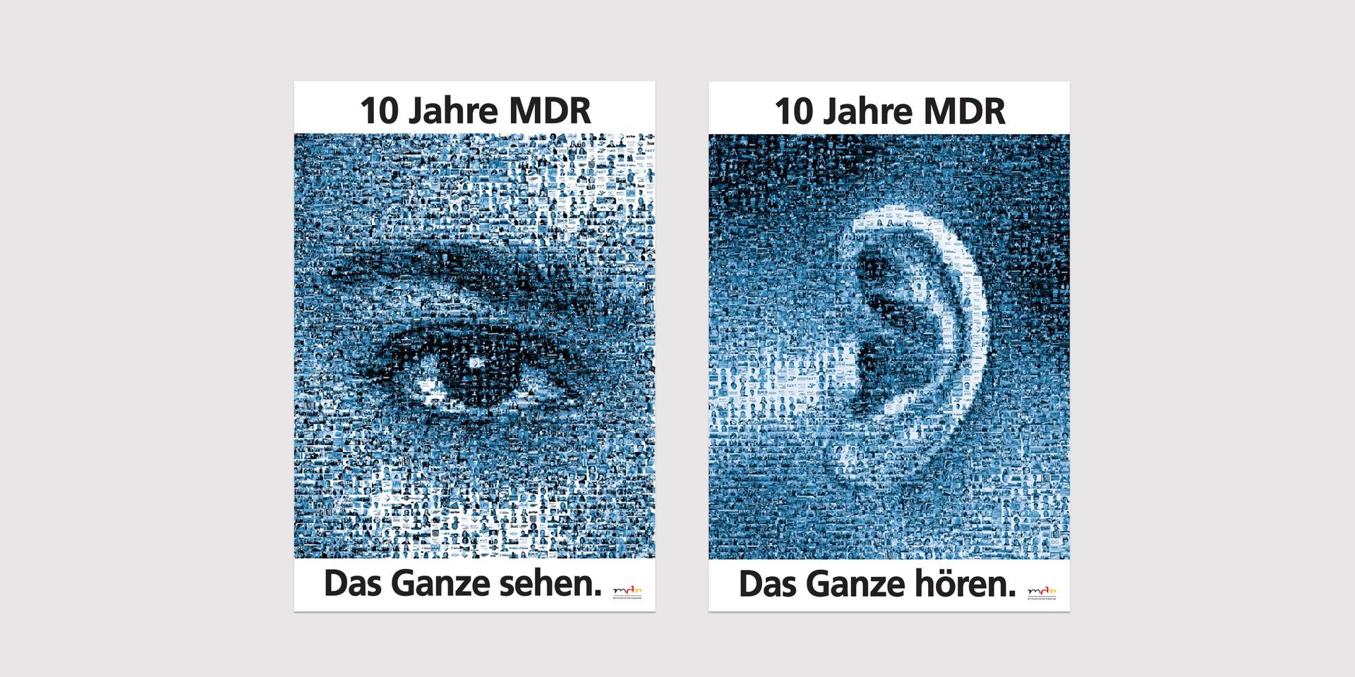 Plakat MDR