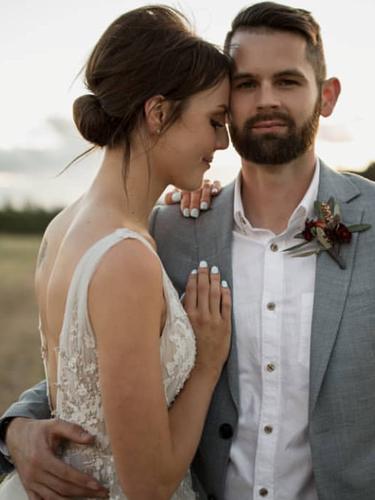 Nerissa and Joel's Wedding