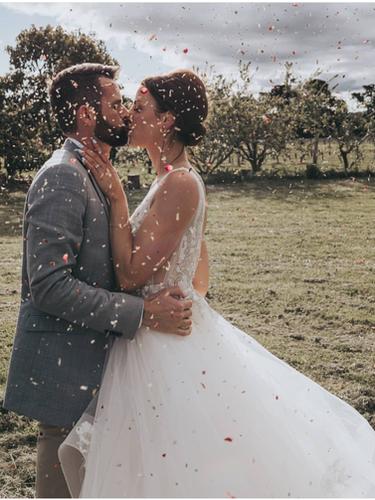 Nerissa and Joel's Weddings