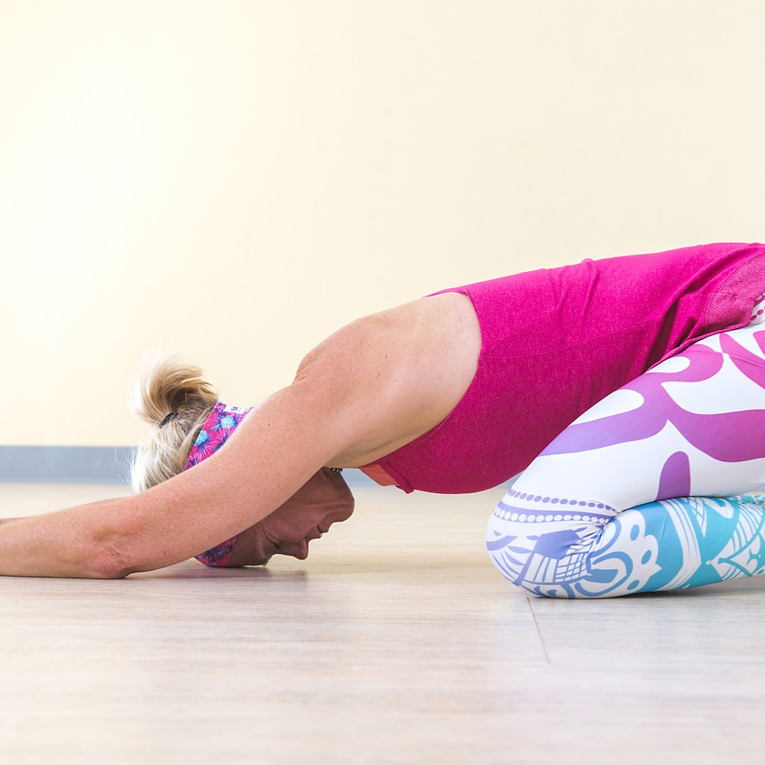 Recharge with Yoga by Rowan Beck