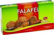 Gemüse Falafel