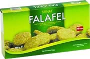 Spinat Falafel