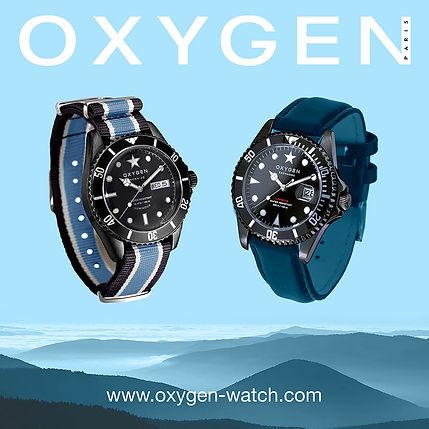 Panneau affichage salon Oxygen