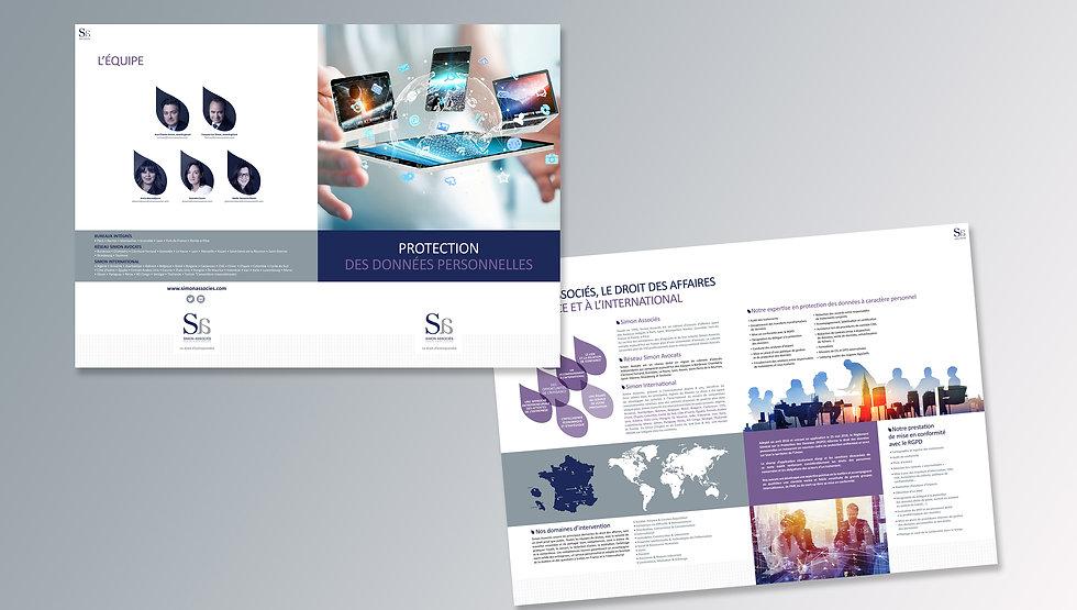 Brochure protection des données personnelles