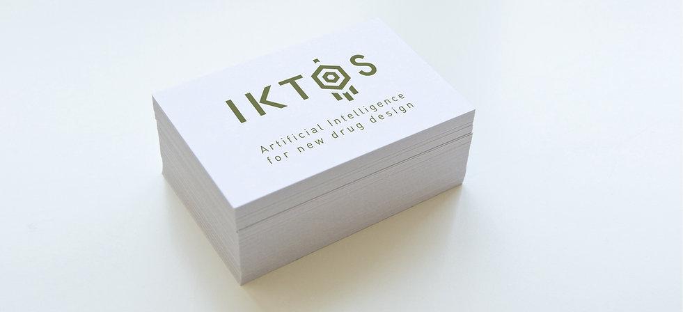 un autre regard créatif - nouveau logo IKTOS