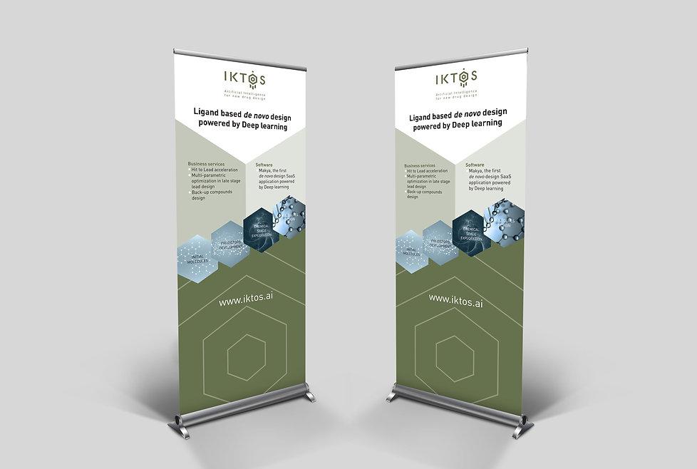 Dispositif congrès IKTOS