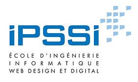 Nouveau logo pour l'école IPSSI