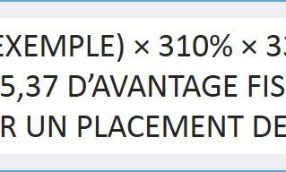 Si un Versement Anticipé générait un rendement de 10% net*, en feriez-vous un?