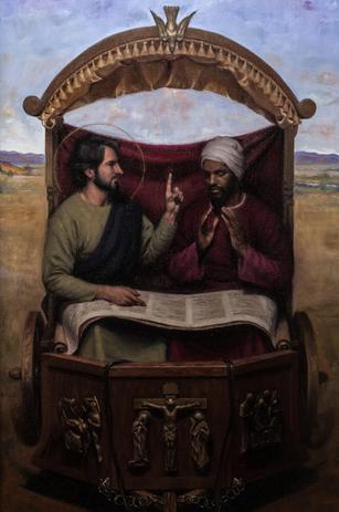 St. Philip and the Ethiopian