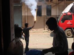 Start of Diwali