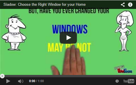 Siadow: Choose the Right Window for your home