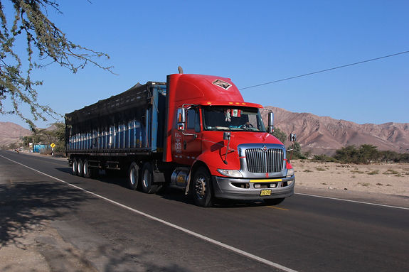 road-asphalt-travel-transport-truck-vehi