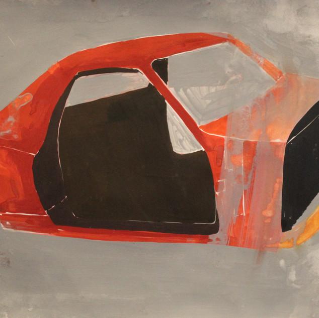 Camaro orange
