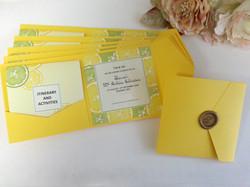 50th Birthday Invitations Lemon theme destionation celebration Sydney Australia.jpg