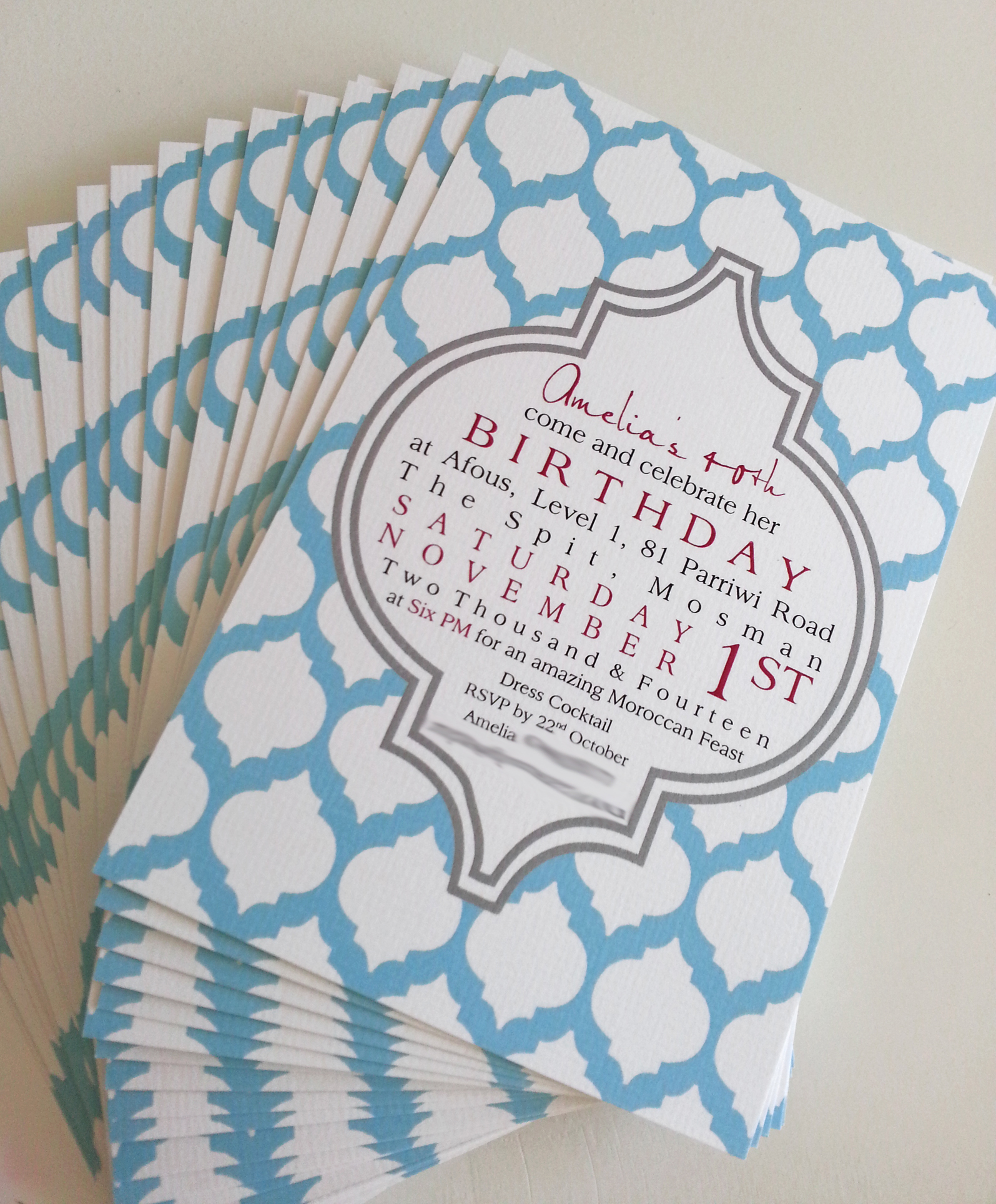 Moroccan 40th Birthday invitations sydney.jpg