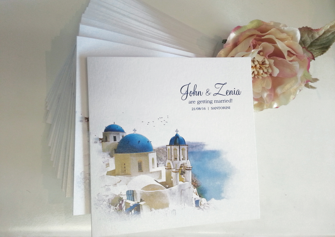 Santorini Wedding Invitations Sydney.jpg