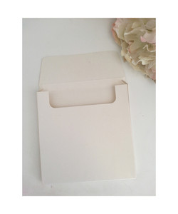 Metallic off white envelope 160mm envelope box Sydney Australia