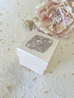 Small Bonbonneire Wedding Favour boxes M