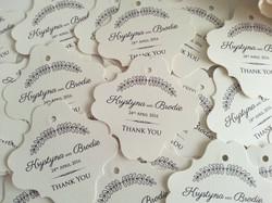 Cute Wedding gift tags place tags bonbonniere tags Sydney Australia.jpg