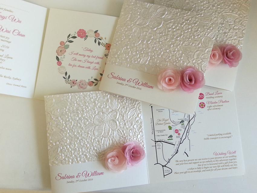Wedding invitations Sydney Australia Blossom Floral.jpg