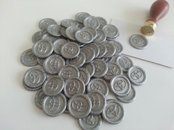 Toyota Silver wax seal stickers.jpg