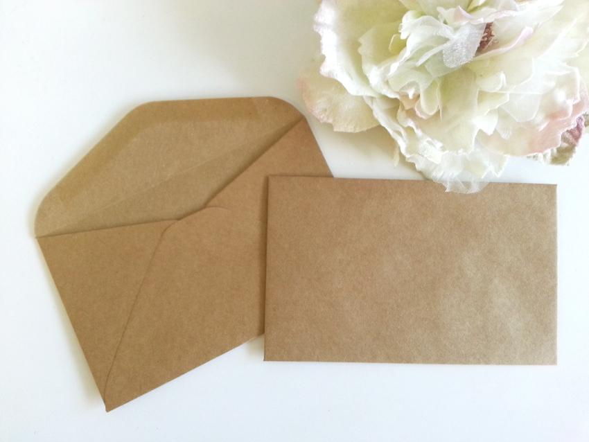 Kraft Recycle Hessian 11B envelopes Sydney Australia