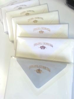 Lined envelopes C6 Sydney Australia