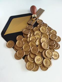 Gold wax seal stickers.jpg