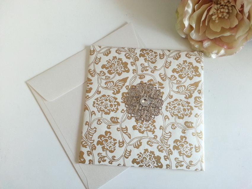 Gold and White Hardcover invitations Sydney Australia.jpg