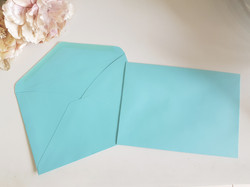 Tiffany C5 Envelopes Australia Blue