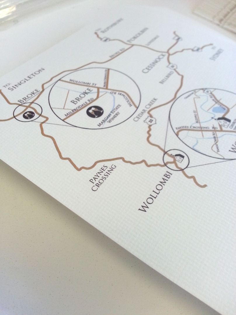 Custom design wedding map Sydney Australia.jpg