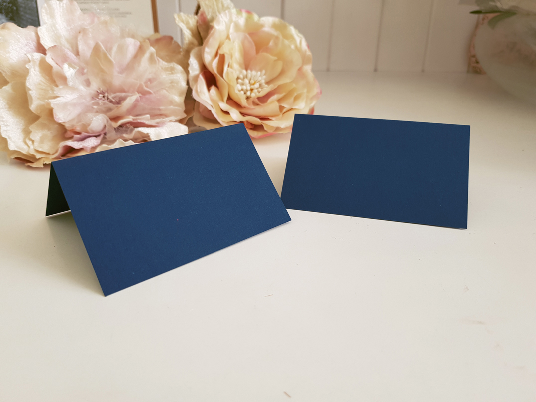 Blank Navy Blue Dark Blue Wedding place