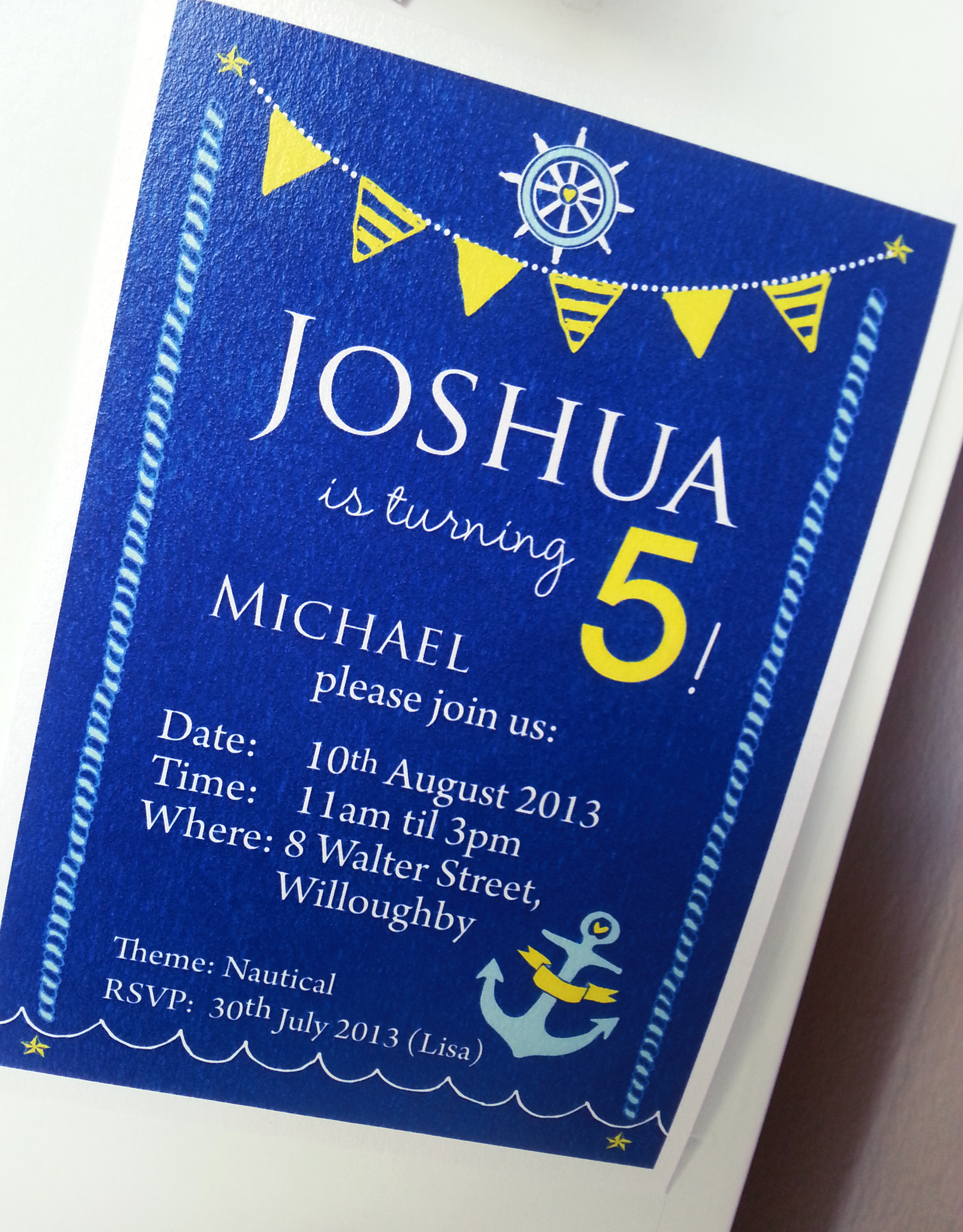 Nautical+blue+theme+5th+birthday+boy+invitation+sydney.jpg