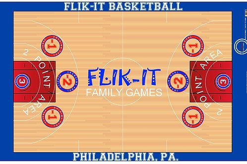 "Flik-it Basketball 24"" x 36"""