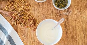 Granola alla cannella, fatta in casa