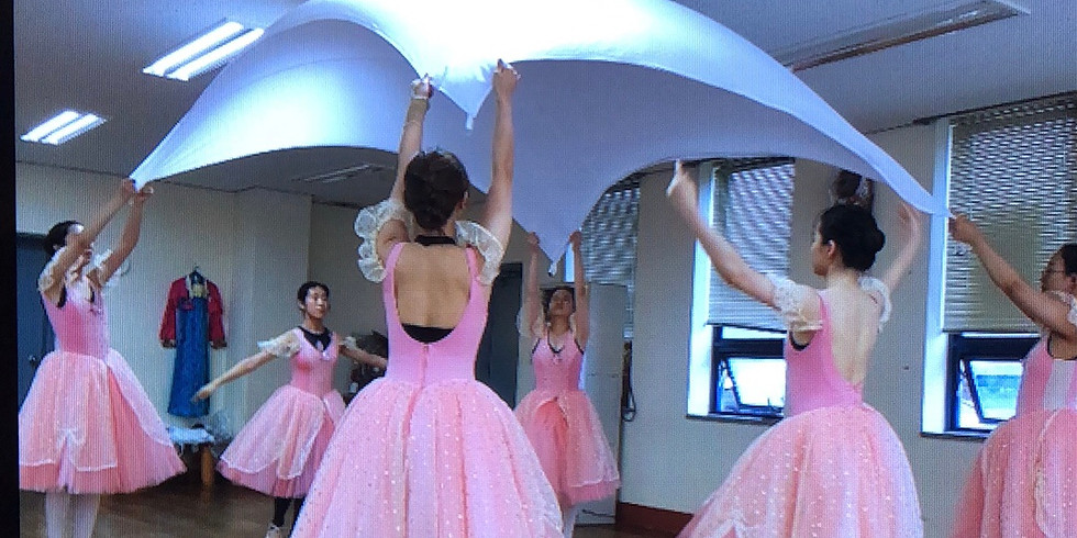 Korean Shalom Ballet Performance