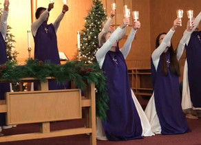 """Sacred Dance: """"Let There Be Peace On EArth"""" on Jan 20, 2019"""