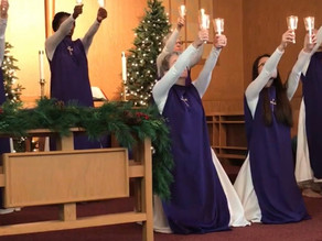 "Sacred Dance: ""Let There Be Peace On EArth"" on Jan 20, 2019"