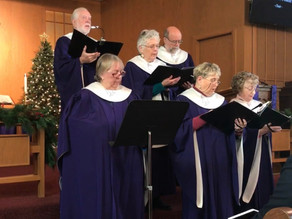 CUMC Music Ministry on August 26, 2018