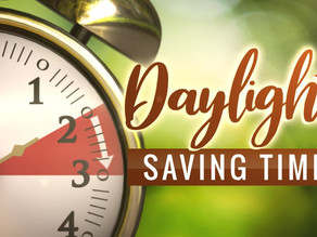 DayLight Saving Starts Tonight
