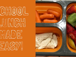 Struggling with School Lunch? Read on!