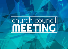 Church Council on Monday, June 29, 2020