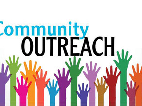 Outreach Committee Update on April 24, 2020