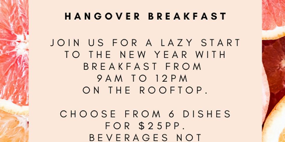 New Year's Day Breakfast