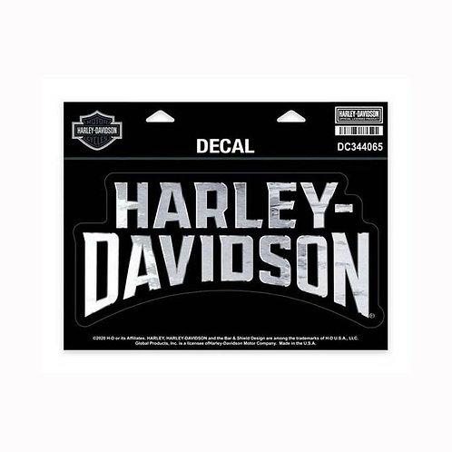 DECAL HARLEY DAVIDSON INCURVE