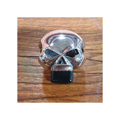 BAGUE WILLIE G ONYX HDR036