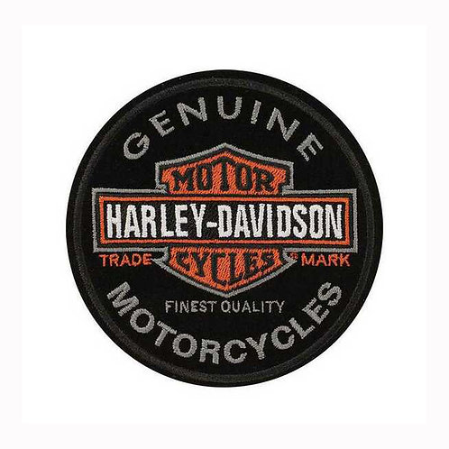 PATCH HARLEY ROND