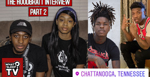 Hood Bratt On Creating Slatt Zy's Instagram Account & Her Relationship With Hardaway 1k