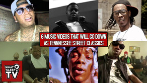 6 Music Videos (5 year old+) That Will Go Down As Tennessee Street Classics
