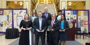 "Attorney Poindexter Receives ""Unsung Hero"" Award from Attorney General Mark Herring"